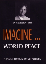 Imagine World Peace (Engelstalig)