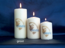 WPF candle large 60/150 mm