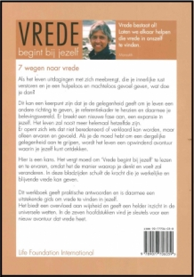 Your Personal Peace Formula (Dutch)