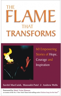 The Flame that transforms (Engelstalig)